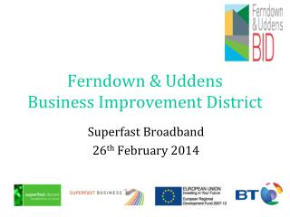 Ferndown & Uddens Business Improvement District