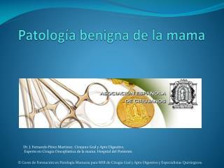 Patolog a benigna de la mama