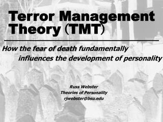 Theory  ( TMT )