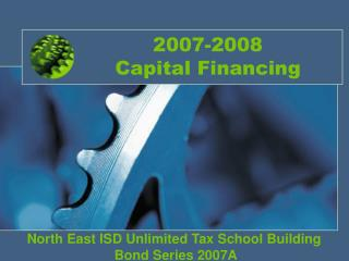 2007-2008 Capital Financing