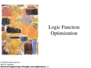 Logic Function Optimization