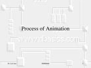 Process of Animation