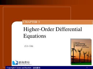Higher-Order Differential Equations
