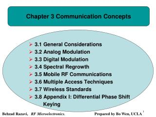 Chapter 3 Communication Concepts