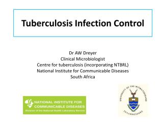 Tuberculosis Infection Control