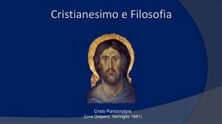 Cristianesimo  e  Filosofia