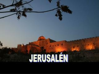 JERUSAL�N