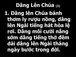 D�ng L�n Ch�a  (2)
