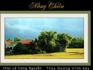 nhac Lê trọng Nguyễn