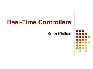 Real-Time Controllers