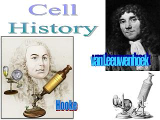 Cell History