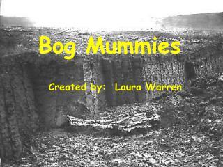 Bog Mummies