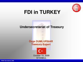 FDI in TURKEY