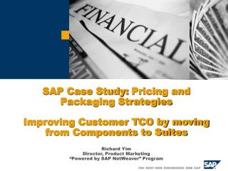 Pricing Methodology � Choices?