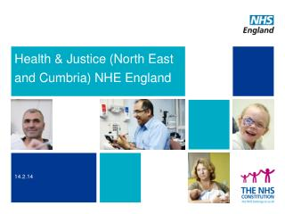 Health & Justice (North East and Cumbria) NHE England