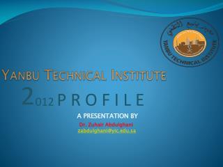 Yanbu Technical Institute
