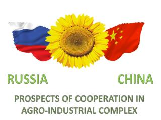 PROSPECTS OF COOPERATION IN AGRO-INDUSTRIAL COMPLEX