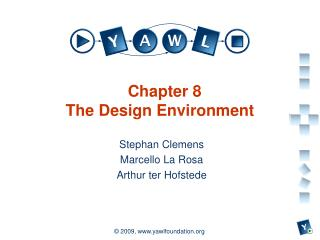 Chapter 8 The Design Environment