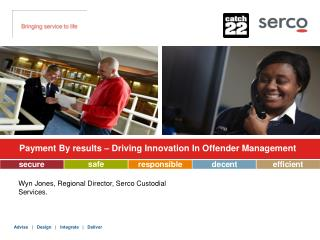 Payment By results – Driving Innovation In Offender Management