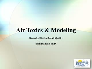Air Toxics & Modeling