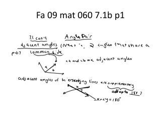Fa 09 mat 060 7.1b p1