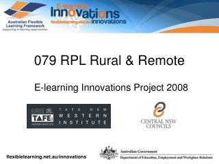 079 RPL Rural & Remote