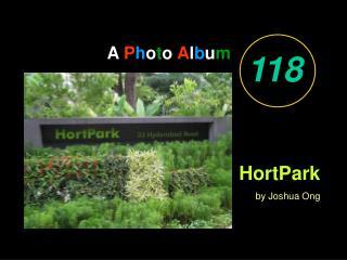 A  P h o t o  A l b u m HortPark by Joshua Ong