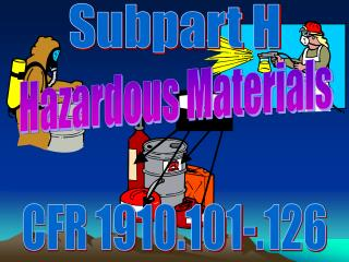 Subpart H