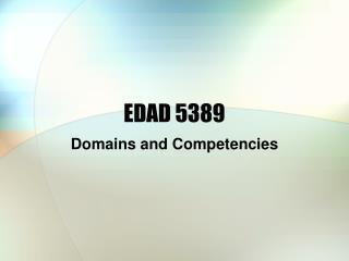 EDAD 5389