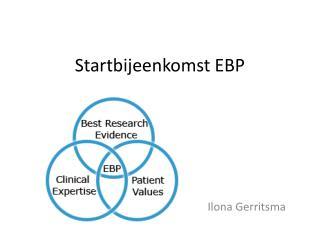 Startbijeenkomst EBP