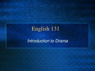 English 131