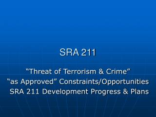SRA 211