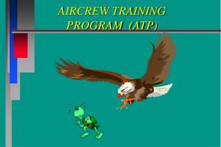 AIRCREW TRAINING PROGRAM  (ATP)