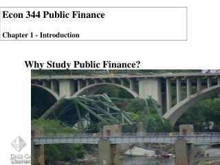Econ 344 Public Finance Chapter 1 - Introduction