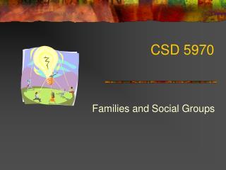 CSD 5970
