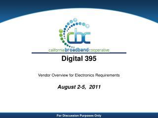 Digital 395