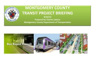 Bus Rapid Transit (BRT) in Montgomery County Not a New Idea