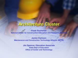 Architecture Cluster
