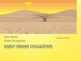 Early Indian Civilization