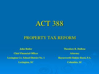 ACT 388