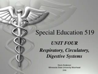 Special Education 519