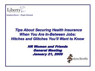 Tips About Securing Health Insurance When You Are In-Between Jobs:  Hitches and Glitches You ll Want to Know  HR Women a