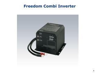 Freedom Combi Inverter
