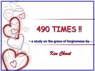 490 TIMES !!