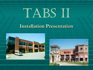TABS II