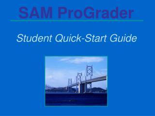 SAM ProGrader