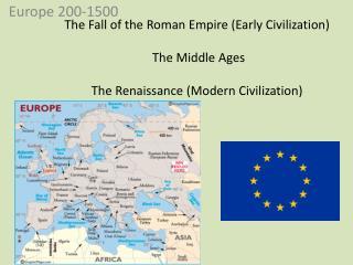 Europe 200-1500