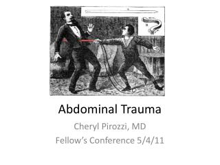 Abdominal Trauma