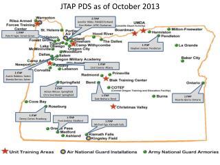 2 JTAP Jennifer Hibbs: PANGB Portland Don Weber: AFRC Clackamas