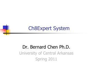 Ch8Expert System